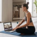 Yoga en ligne avec Virginie