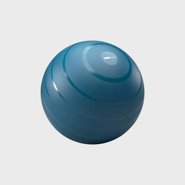 Ballon de Gym Decathlon pou le yoga ou pour télétravail